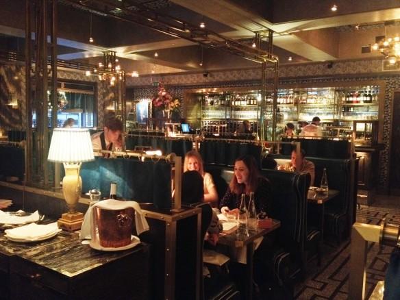 bob bob ricard restaurant london soho