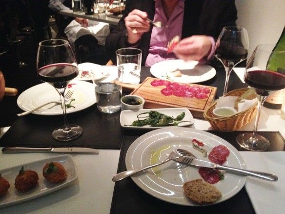 donostia spanish restaurant marble arch soho basque