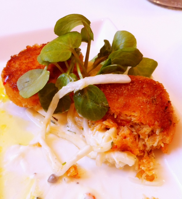 divine fishcakes, sloane square lunch gallery kings road