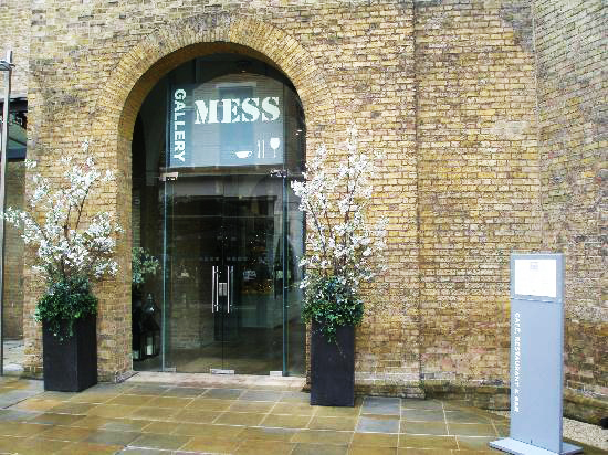 Saachi mess, sloane square, chelsea sloane square lunch gallery kings road