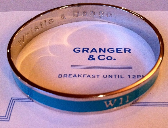 Granger & Co Notting Hill brunch lunch dinner westbourne bill