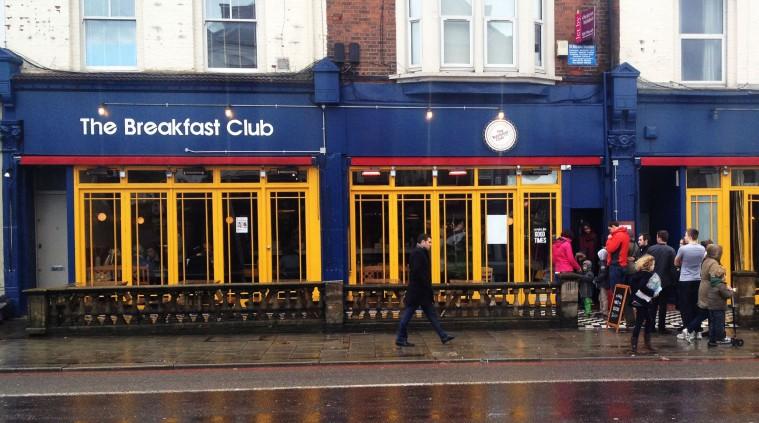 breakfast club brunch lunch dinner battersea bar