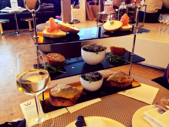 brunch london hotel leicester square baby shower lounge cocktail