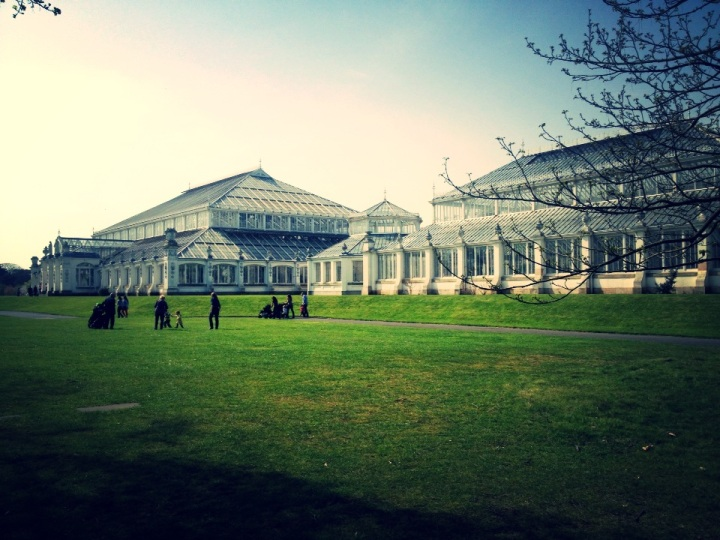 kew gardens weekend day out london richmond tickets