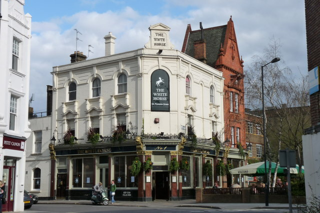 the white horse parsons green beer fulham