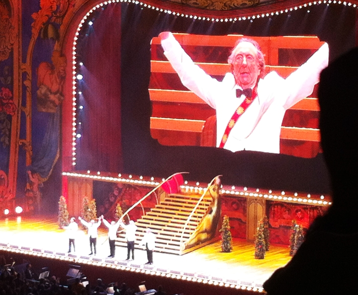 Monty python live success on stage tour review