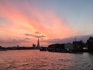 river thames boat trip party London