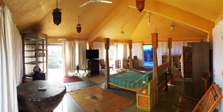 Sur La Mer hotel goa review blog India