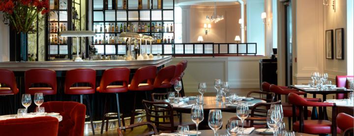 108 brasserie Marylebone